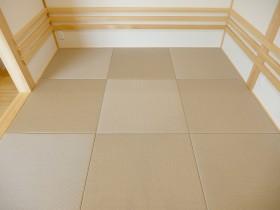 小上がり和紙畳